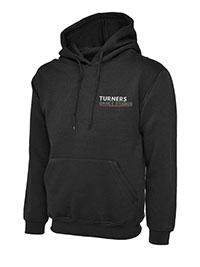 Unisex Adult Hooded Sweatshirt