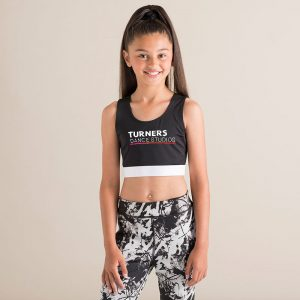 Childrens Crop Top